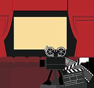 映画のバナー