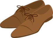 靴のバナー